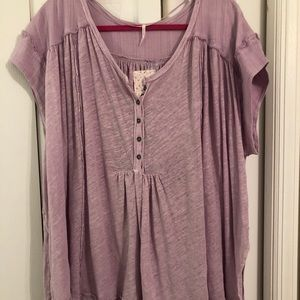 Free People Aster Henley - Brand New